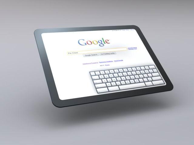 Chrome OS Tablet UI 3