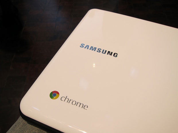 Photo: Chromebook Samsung Series 5