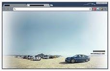 Top Chrome Theme: Porsche