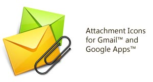 Chrome Extension: Attachment Icons for Gmail and Google Apps