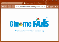 Download Chocolate Google Chrome Theme