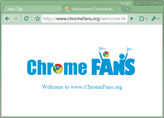 Dark Seagreen Google Chrome Theme