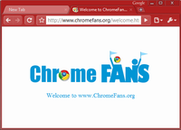 Download Firebrick Google Chrome Theme