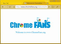 Download Golden Google Chrome Theme