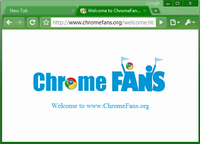 Download Green Google Chrome Theme