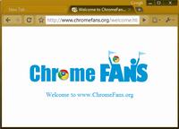 Download  Black Gold Google Chrome Theme