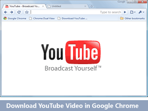Download Youtube Videos/Movies in Google Chrome