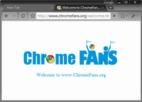 Download Black Google Chrome Theme