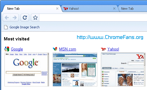more resources about google chrome and thumbnail images google chrome